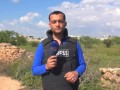 Сирийского журналиста снаряд ранил во время съемок