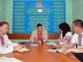 Полицейские в Донецкой области пришли на работу в вышиванках