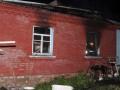В пожаре на Хмельнитчине погиб ребенок