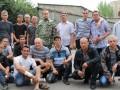 Губарев отправил добровольцев ополчения Донбасса в Славянск