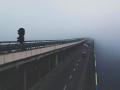 Киев в тумане: столичные жители делятся фото