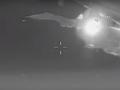 Появилось видео перехвата самолета США российским СУ-27 над Черным морем