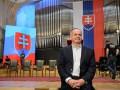 Словацкий президент Киска пригласил на свой первый прием бездомных