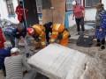 В Черкасской области на рабочего упала бетонная плита