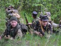 В Счастье в результате минометного обстрела ранен военный ВСУ
