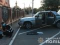 В Мариуполе водитель стрелял в другого водителя