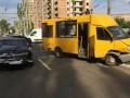 В Славянске маршрутка попала в ДТП: девять пострадавших