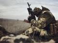 На блокпосту в ООС застрелился военный