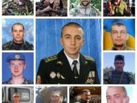 Портреты войны: в 72 бригаде показали погибших в АТО