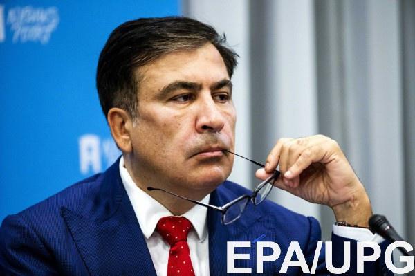 Саакашвили не спешит в Украину