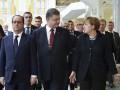 Германия и Франция помогут восстановить банковскую систему на Донбассе