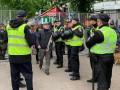 В полиции рассказали о нарушениях во время акций