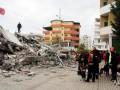 Землетрясение в Албании: погибла невестка премьер-министра