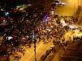 Стритрейсеры в Москве устроили беспорядки