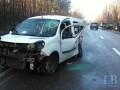 В ДТП на въезде в Киев погибла женщина