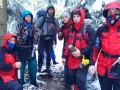 Спасатели отыскали туристов, заблудившихся в Карпатах