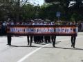 В Севастополе в День пионерии прошел парад