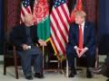 Трамп прилетел в Афганистан