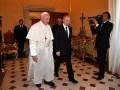 Папа Римский и Путин встретились в Ватикане