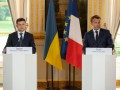Макрон обещал Зеленскому переговорить с Путиным и Меркель о встрече - ОП