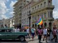 В Гаване прошла акция в поддержку ЛГБТ-сообщества