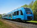 В Германии выполнил тестовый рейс поезд на водородном топливе