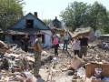 Родной город Януковича: как выживает разбомбленный Енакиево (фото)