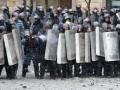Штурм на Грушевского: ВИДЕО с места событий 22 января
