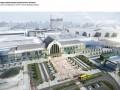 Центральный вокзал Киева превратят в ТРЦ: Показан дизайн