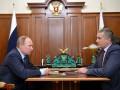 Путин посоветовал Аксенову каждый день смотреть видео Керченского моста