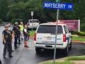 В США обстреляли машину с детьми