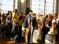 В Украине сократилось число иностранных туристов