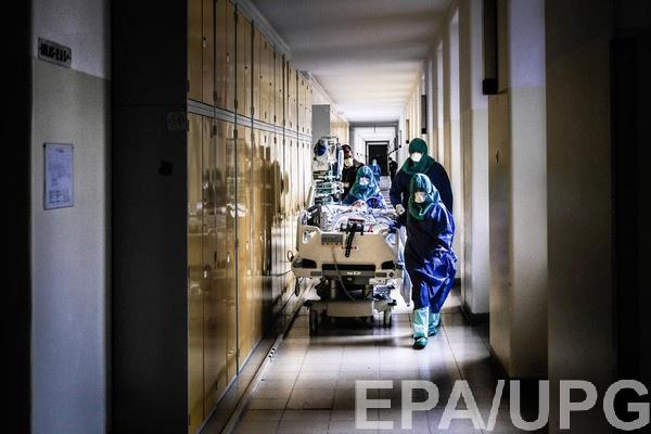 В Украине выросло число жертв коронавируса