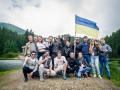 Опубликованы первые фотографии со съемок украинского фильма Захар Беркут