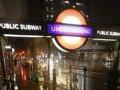 В Лондоне не работает метро: работники объявили трехдневную забастовку