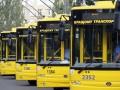 Корпорация Богдан досрочно поставила в Одессу троллейбусы
