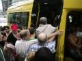 В украинских маршрутках хотят ввести электронный билет
