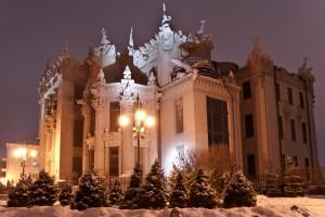 В Киеве отреставрируют Дом с химерами за 18,4 млн гривен