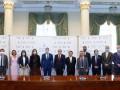 Новый глава Нацбанка впервые встретился с послами G7