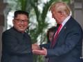 Трамп пообещал Ким Чен Ыну исполнить