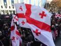 В Грузии оппозиционные партии отказались от мандатов в новом парламенте