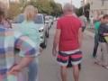 Жители Керчи перекрыли дорогу в знак протеста