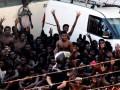 В Марокко более 130 мигрантов пострадали при прорыве в испанскую Сеуту