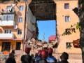 Обвал дома в Дрогобыче: пострадавшим выделили 1,3 млн грн