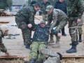 Участники блокады Крыма готовятся к эвакуации раненых