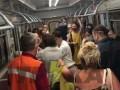 В метро Харькова возникла драка из-за маски