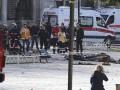 В Анталии у здания торгово-промышленной палаты прогремел взрыв