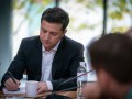 Зеленский подписал закон для сотрудничества с ЕС