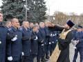 Рабы Божьи правоохранители принесли присягу в Киеве