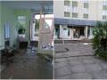 Во Львовской области в больнице подорвали банкомат